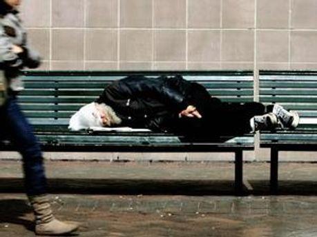 У Херсоні грітимуть бездомних