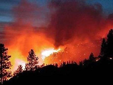 На Дніпропетровщині використовуватимуть літаки для спостереження за пожежами