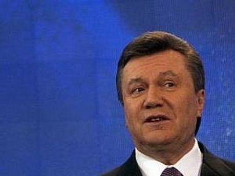 Янукович знову намудрував