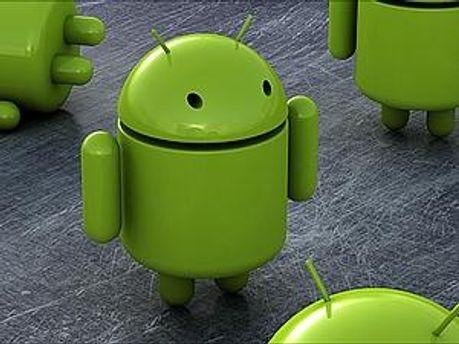 Android обійшов Symbian