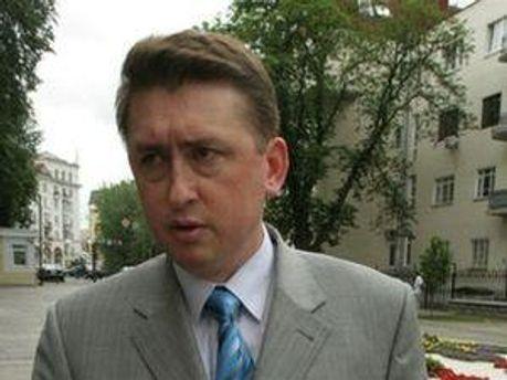Бывший офицер управления Государственной охраны, майор Мельниченко