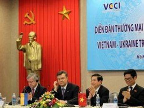 Віктор Янукович у В'єтнамі