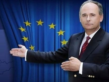 Депутат Європарламенту Павло Залевський