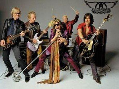 Aerosmith не випускаэ альбоми з 2004 року