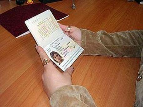 На новые паспорта выделили 60 миллионов