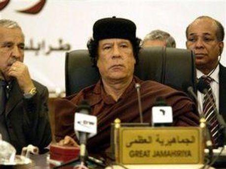Сторонники Каддафи в тупике