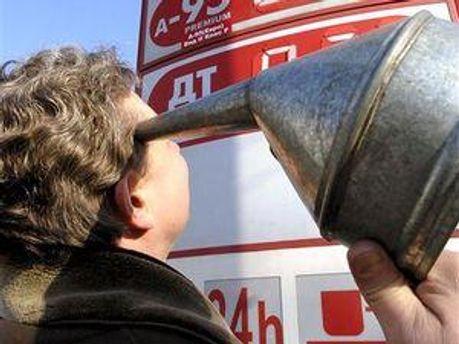 Цены на бензин продолжают расти