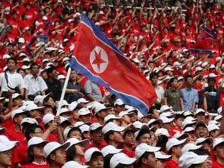 Народ КНДР голодает