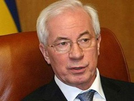 Главный геолог Украины Николай Азаров