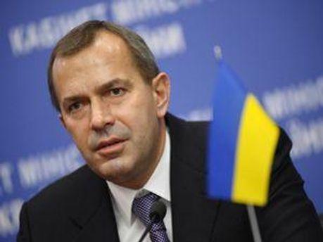 Перший віце-прем'єр-міністр України Андрій Клюєв