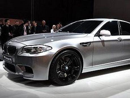 Наимощнейший седан BMW 5-Series - M5