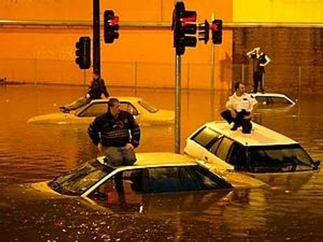 В Австралії оцінили збитки від повіней