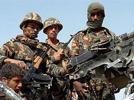 Єменські військові відтіснили поліцію