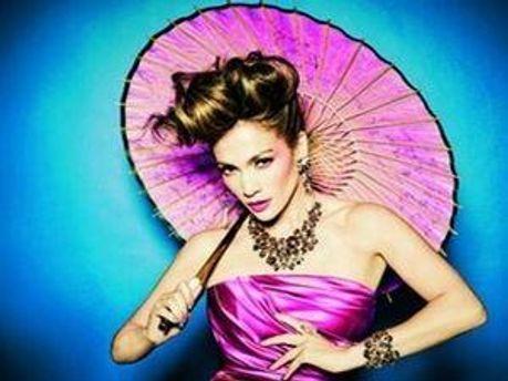 Дженніфер Лопес стала ювелірною гейшею