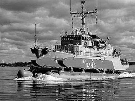 Нидерландские военные моряки расстреляли пиратов