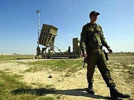 Друга батарея протиракетного комплексу встала на бойове чергування в передмісті Ашкелона