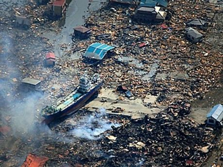 Землетрясение вызвало катастрофические разрушения в стране