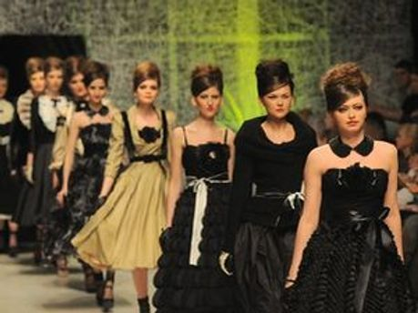 Lviv Fashion Week осень / зима 2011-2012