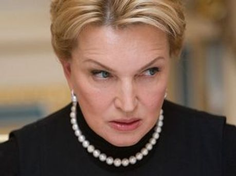 Секретарь СНБО Раиса Богатырева