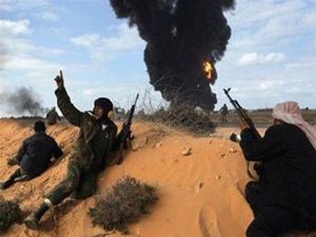 Між повстанцями і проурядовими військами тривають бої