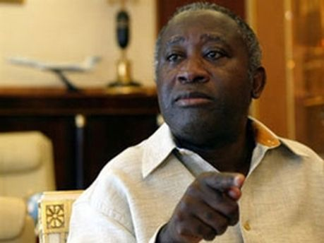 Лоран Гбагбо