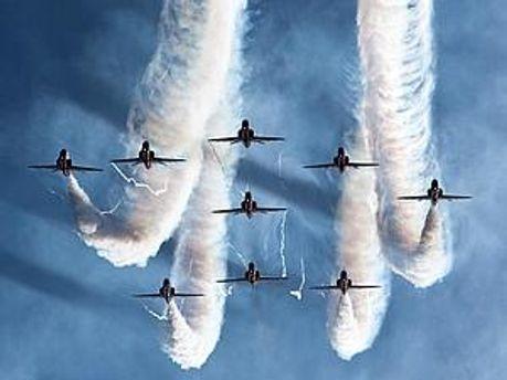 За минувшие сутки авиация НАТО провела 14 воздушных атак