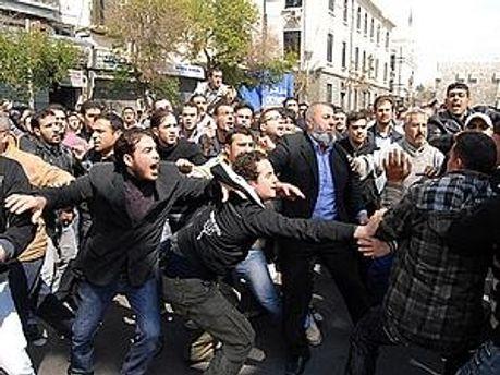 У Сирії тривають акції протестів