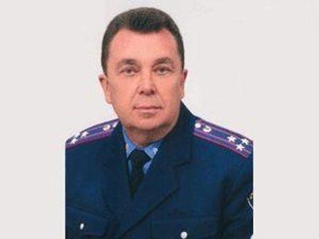 Михайло Курочка