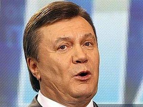 У Януковича напружений графік