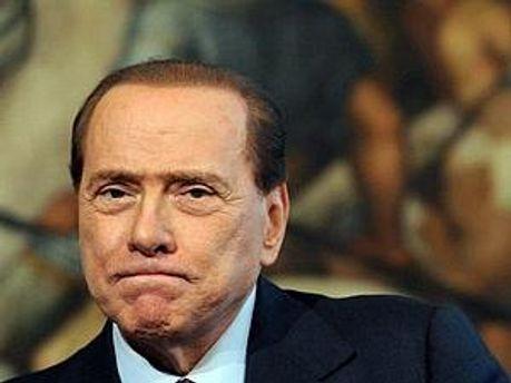 В Италии начали судить Берлускони