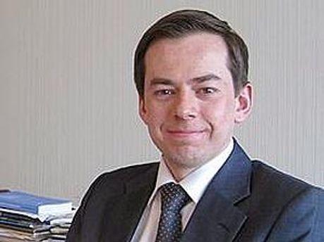 Радник голови Європарламенту Єжи Бузека Арнольдас Пранцкевічус