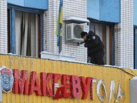 Макіївські терористи не знаються на вибухах