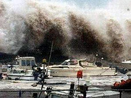 Разрушительное землетрясение произошло в Японии 11 марта