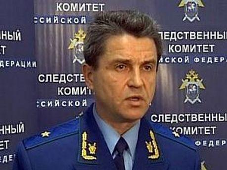Представник СК Росії Володимир Маркін