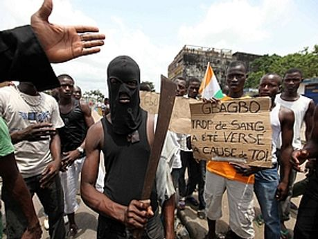У Кот-д'Івуарі тривають сутички