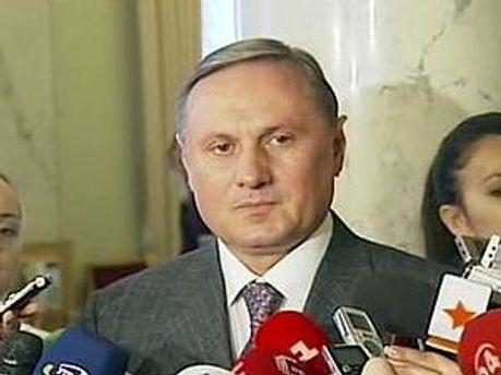 Глава фракції Партії регіонів Олександр Єфремов