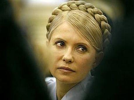 Тимошенко прокомментировала выступление Януковича в Раде