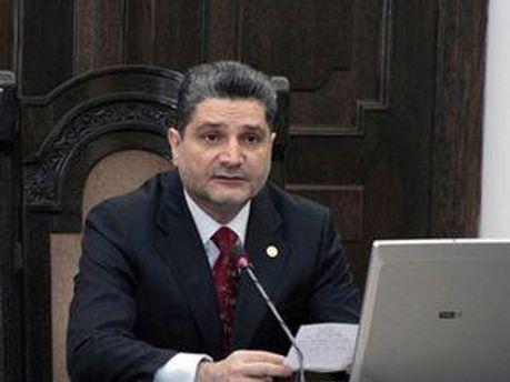 Прем'єр-міністр країни Тігран Саркісян
