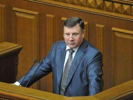 Первый заместитель председателя Верховной Рады Украины Адам Мартынюк