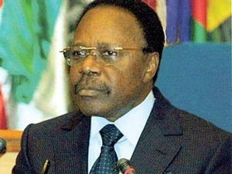 Президент Габону Алі бен Бонго Ондімба