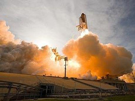 Запуск Endeavor будут освещать в Twitter