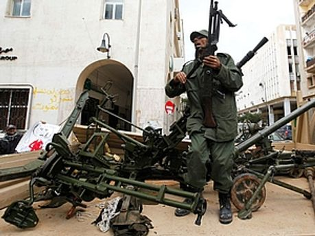 В Ливии продолжаются боевые действия