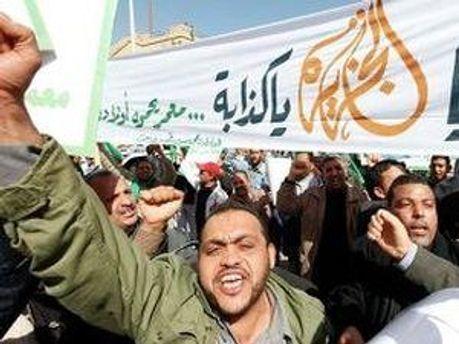 Акції протесту в Сирії