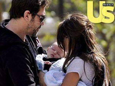 Малыш Лео и родители