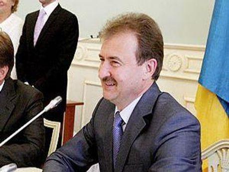 Председатель Киевской городской государственной администрации Александр Попов