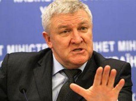 Министр обороны Михаил Ежель