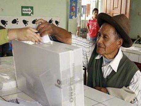 У Перу проходять вибори