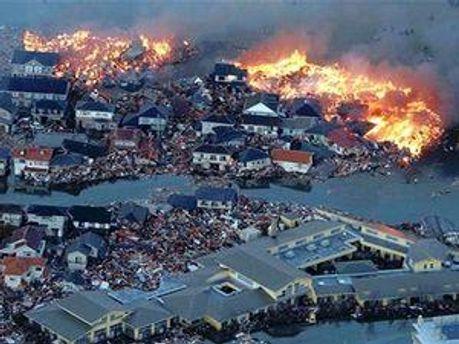 Кількість жертв стихійного лиха у Японії зростає
