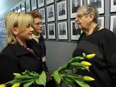 Оксане Билозир Освенцим напомнил об отце