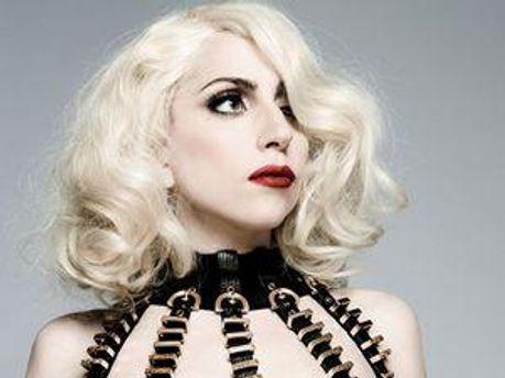 Поп-співачка Леді Гага